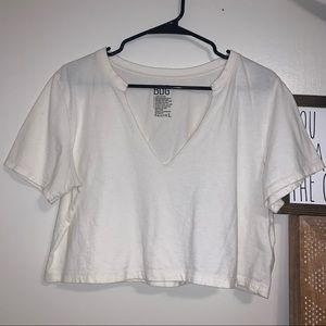 Urban Outfitters cropped tee!